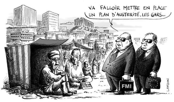 crise économique fmi rigueur nécessité plan d'austérité nécessaire