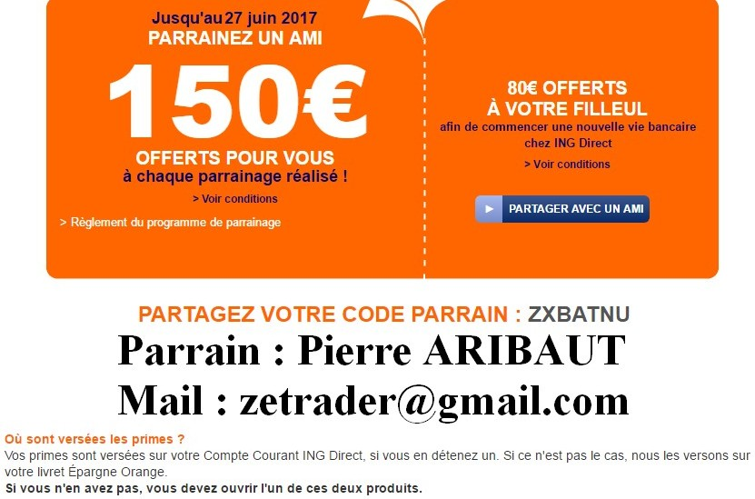 parrain ing direct parrainage ing direct