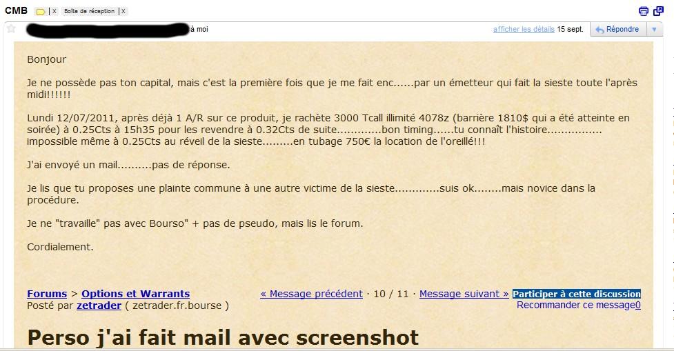 temoignage prejudice commerzbank par mail suite a mon intervention forum bourso