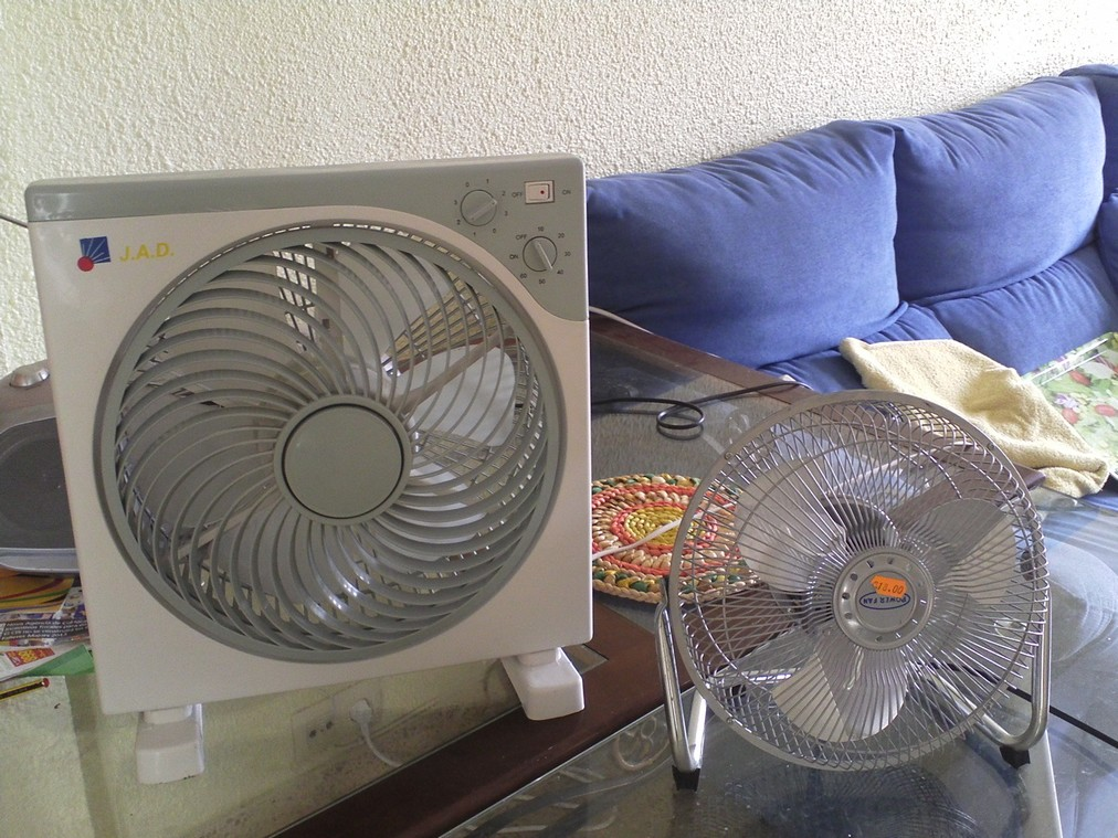 zetrader 2 nouveaux ventilateurs pour les pics de chaleurs sur valencia en espagne