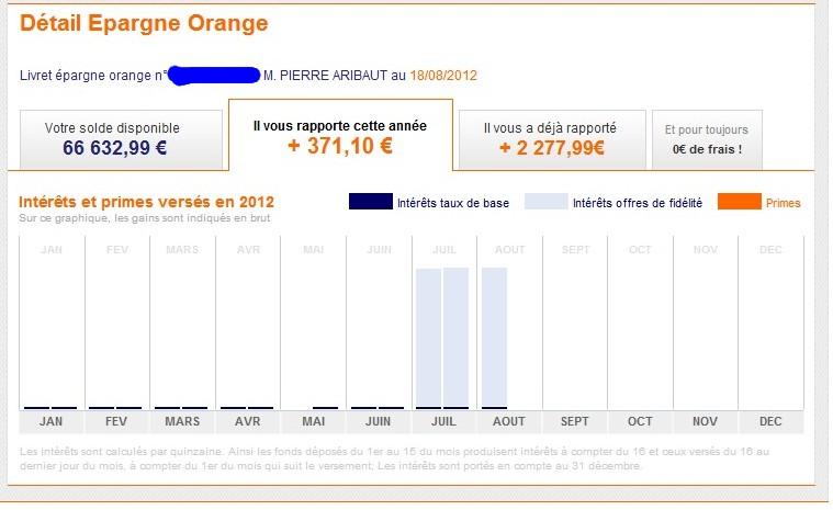 zetrader intérêts acquis livret ing direct epargne orange 18 aout 2012