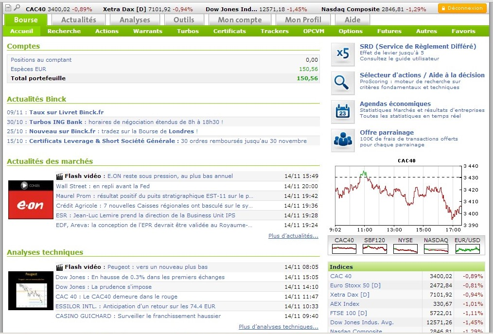zetrader-solde-compte-bourse-binck-bank-14-novembre-2012.jpg