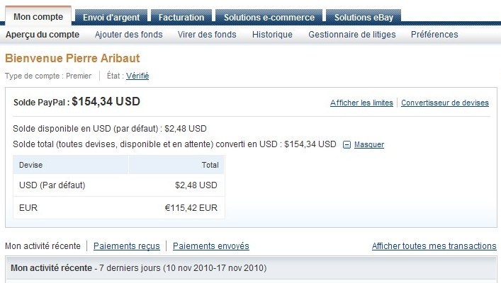 gagner argent paypal iphone