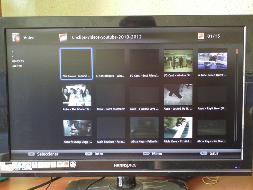 zetrader nouvelle tv espagnole tnt espagnole tdt hd tv 1080p lecture disque usb