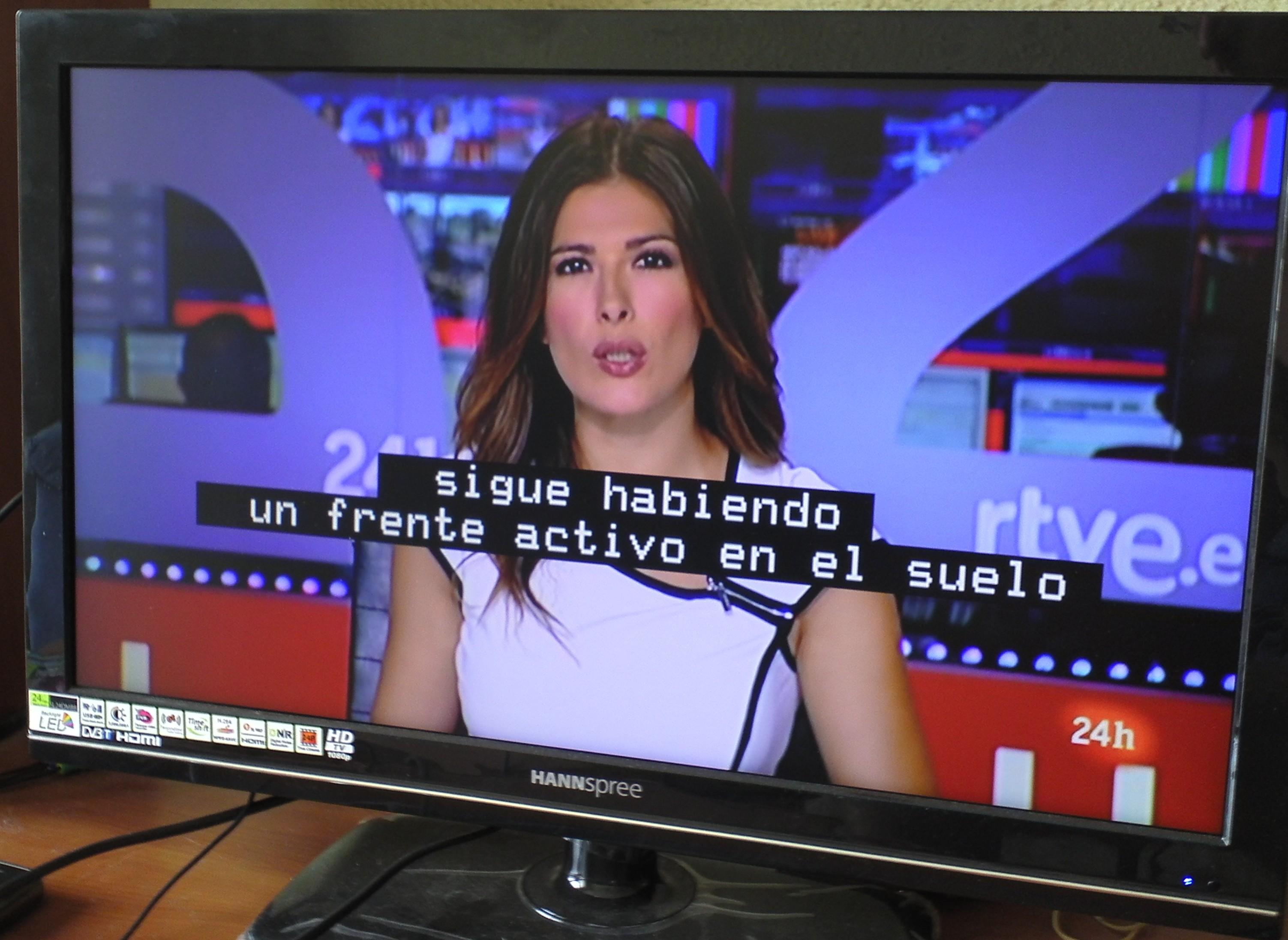 zetrader nouvelle tv espagnole tnt espagnole tdt hd tv 1080p vga hdmi usb sous titres espagnols